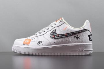 Nike Air Force 1 07 Premium Just Do It White AR7719-100