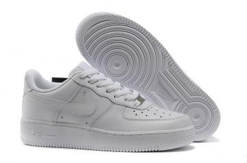 Nike Air Force 1'07 Womens Shoes Pure White 315115-112