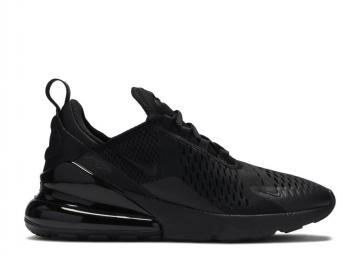 Nike Air Max 270 Bg Triple Black BQ5776-001