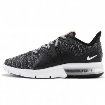 Nike WMNS Air Max Sequent 3 Black White dark Grey 908993-011