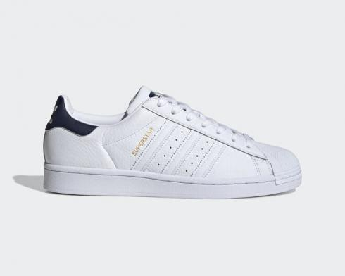 Adidas Originals Superstar Cloud White Collegiate Navy FX4280