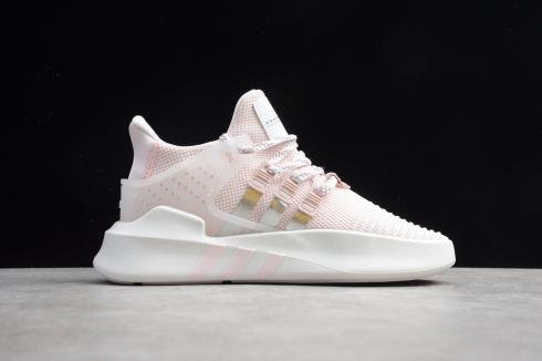 Adidas Wmns QT Bask ADV Light Pink White Gold Metallic EE5037