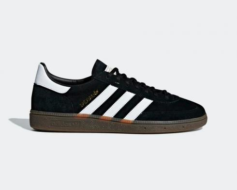 Adidas Handball Spezial Core Black Gum Cloud White DB3021