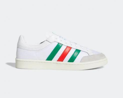 Adidas Originals Americana Low Red Green Cloud White EF2509
