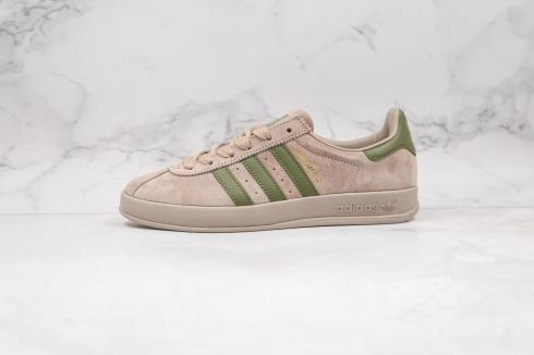 Adidas Originals Broomfield Brown Green Gold Metallic EE5716
