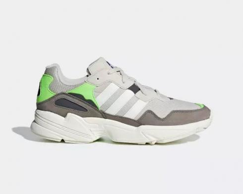 Adidas Originals Yung-96 Solar Green Clear Brown Off White F97182