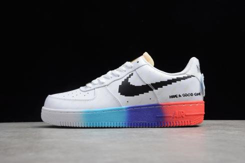 2020 Nike Air Force 1 77 Vintage Low Have A Good Game Scarpe 318155-113 Best Price