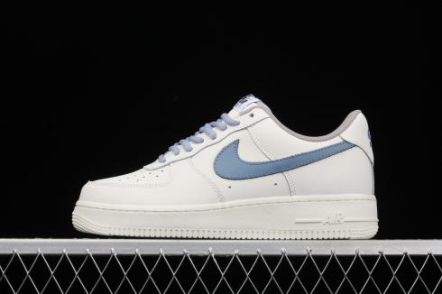 Nike Air Force 1 07 Low Lavender Beige Black Blue CQ5059-108