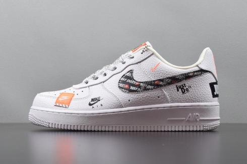 nike air force 1 07 premium just do it