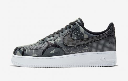 Nike Air Force 1 Low QS City Of Dreams Black Light Smoke Grey CT8441-001