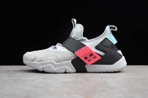Nike Air Huarache Drift Prm Suede Grey Black AH7335-003