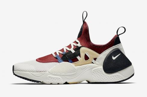 Nike Huarache EDGE TXT Team Red Pale Vanilla Sail AO1697-602