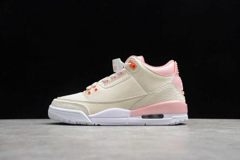 Wmns Air Jordan 3 Retro Tinker NRG Grey Pink Rose White CK9246-116