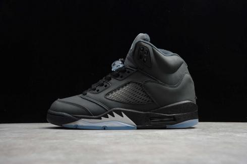 Air Jordan 5 Retro Anthracite Wolf Grey Clear Black DB0731-001