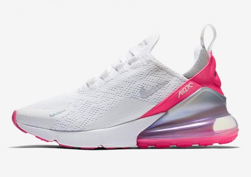 Wmns Nike Air Max 270 3M Pink White Multi-Color CL1963-191
