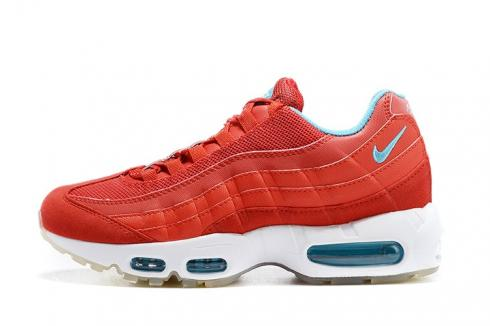 Nike Air Max 95 Essential Gym Red Jade 2020 Newest Running Shoes CT3689-600