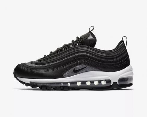 Nike Wmns Air Max 97 SE Black Dark Grey White Running Shoes AT0071-002
