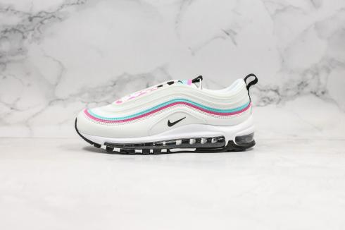 Nike Wmns Air Max 97 Summit White Black Pink Shoes CT6806-116