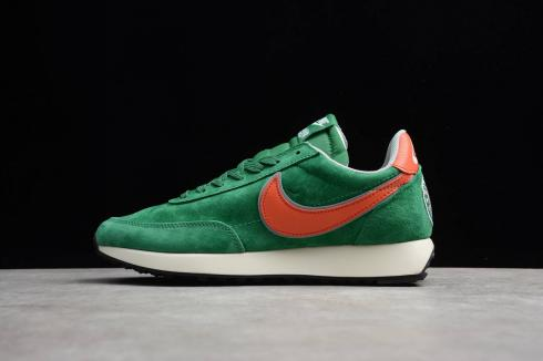 Stranger Things X Nike Air Tailwind QS HH Green Orange Casual Trainers Suede CK1908-300