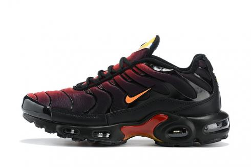 Nike Air Max Plus TN Running Shoes Black Trainers CV1636-002 for Sale