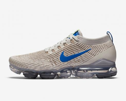 Nike Air VaporMax 3.0 Light Bone Game Royal Khaki String CT1270-002