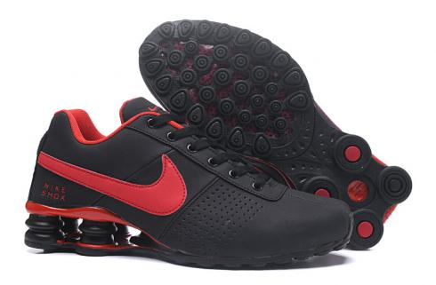 Nike Air Shox Deliver 809 Men Running shoes Black Red