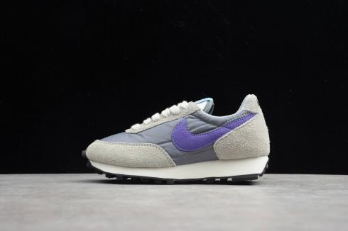 Nike Daybreak SP Cool Grey Hyper Grape Comfy Waffle Racer Running Shoes BV7725-011