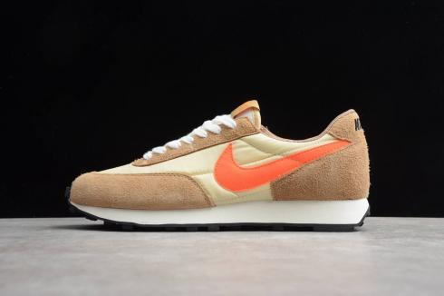 Nike Daybreak SP Vegas Gold College Orange Waffle Racer Running Shoes BV7725-710