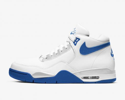 Nike Flight Legacy White Game Royal Blue BQ4212-103