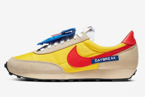 Nike Wmns Daybreak SP Speed Yellow Habanero Red Team Gold DC8083-735
