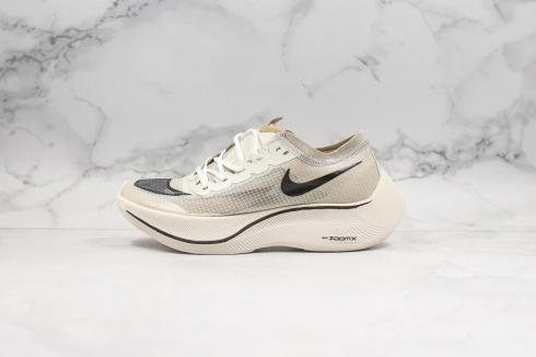 Nike ZoomX Vaporfly NEXT% Summit White Black Gum CD4553-100