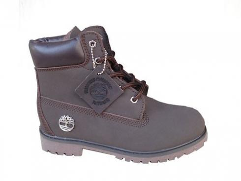 Timberland 6 Inch Boots Mens Brown