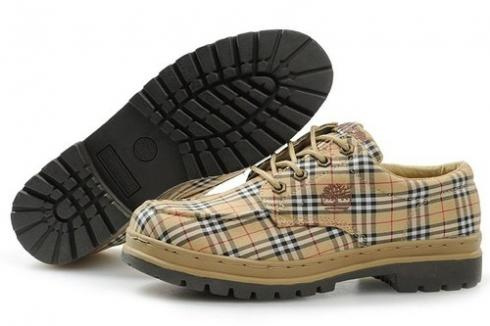 Timberland Classic 4-eye Handsewn Shoes Men Sand