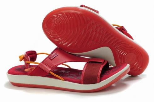 Timberland Sport Sandal Boots Red For Women